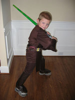 Jack as Anakin Skywalker