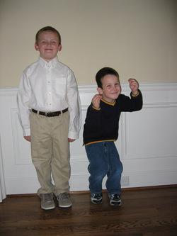 Jack and Sam May 05
